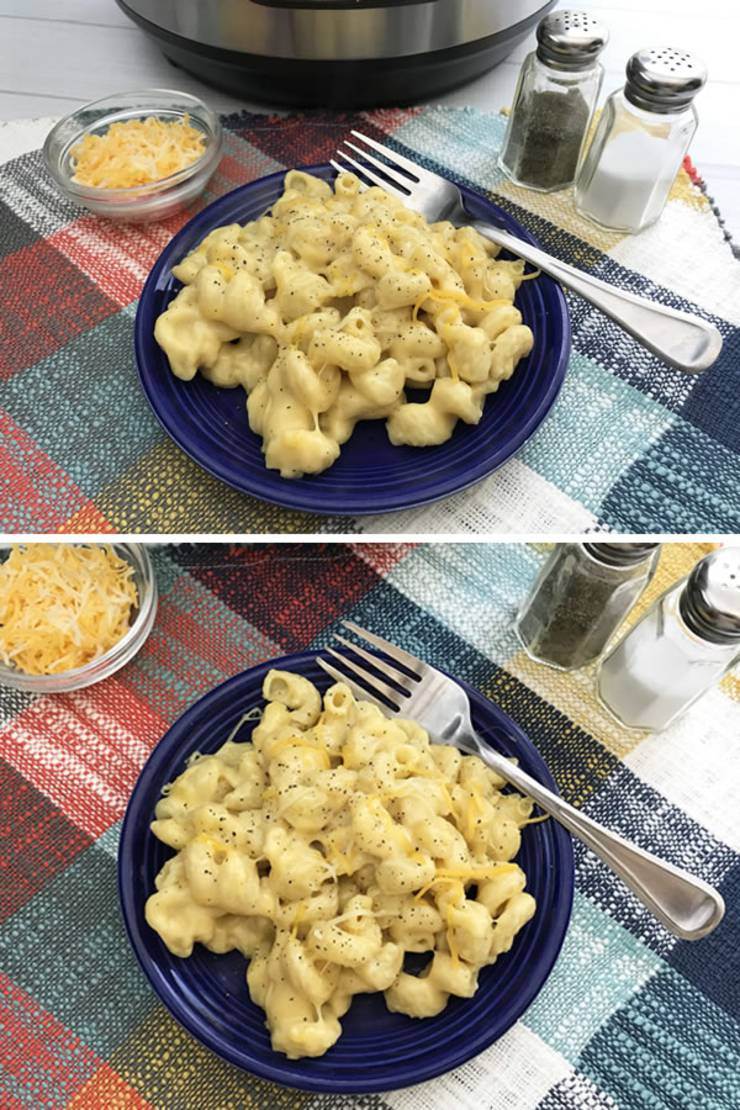 BEST Instant Pot Recipe! Easy Instant Pot Mac and Cheese Idea - Creamy - Tasty - Homemade - Simple Comfort Food - Quick Dinner Family - Kids