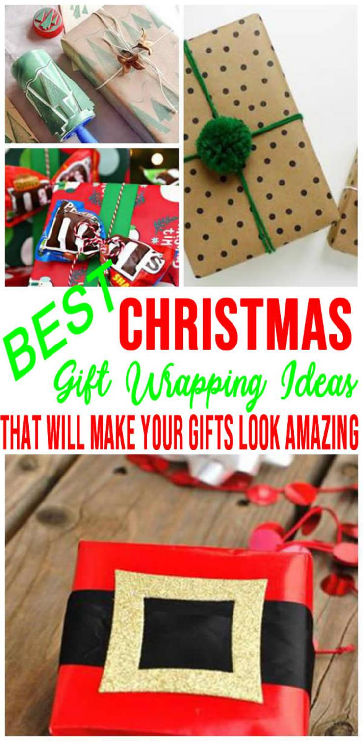 Cute Christmas Ideas For Kids.Cute Christmas Gift Wrapping Ideas Easy Christmas Gift
