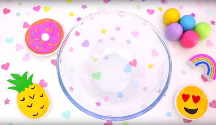 Diy Fluffy Slime Recipe How To Make Homemade Cake Batter