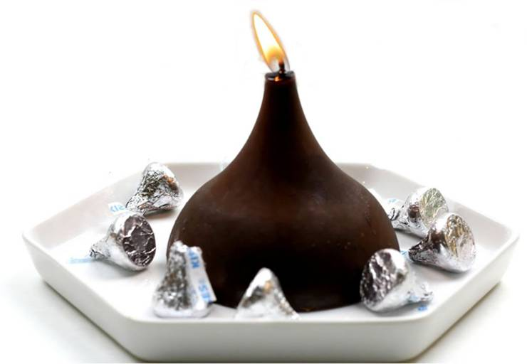 DIY-hershey-kiss-candle-homemade-candle