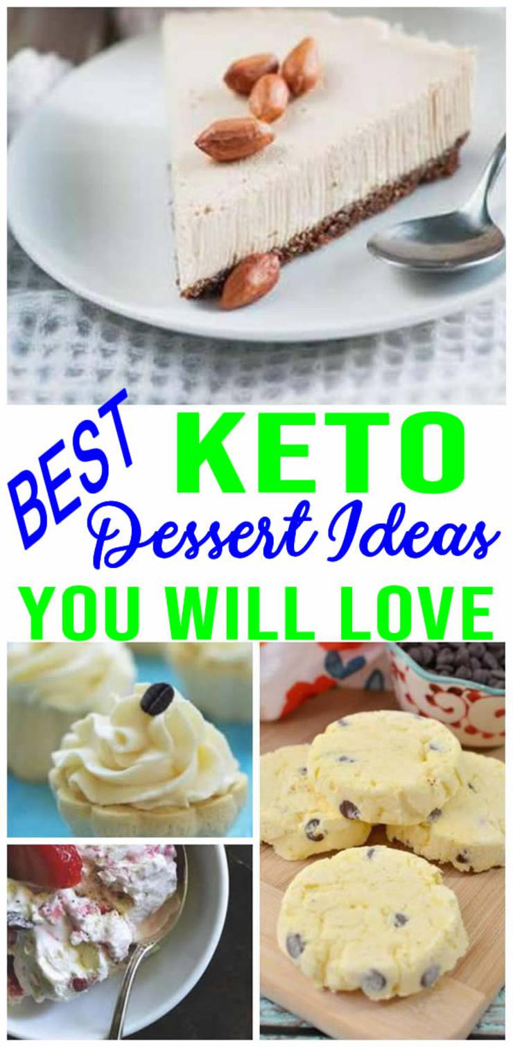 EASY Keto Desserts! BEST Low Carb Dessert Recipes - Quick & Simple Ketogenic Diet Ideas - Fat Bombs - Cheesecake - Chocolate - Cookies - Cake - NO Bake - Party Food