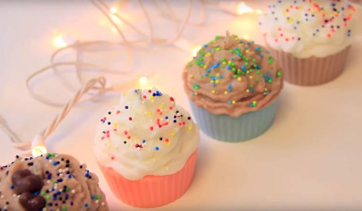 diy cupcake candles_homemade