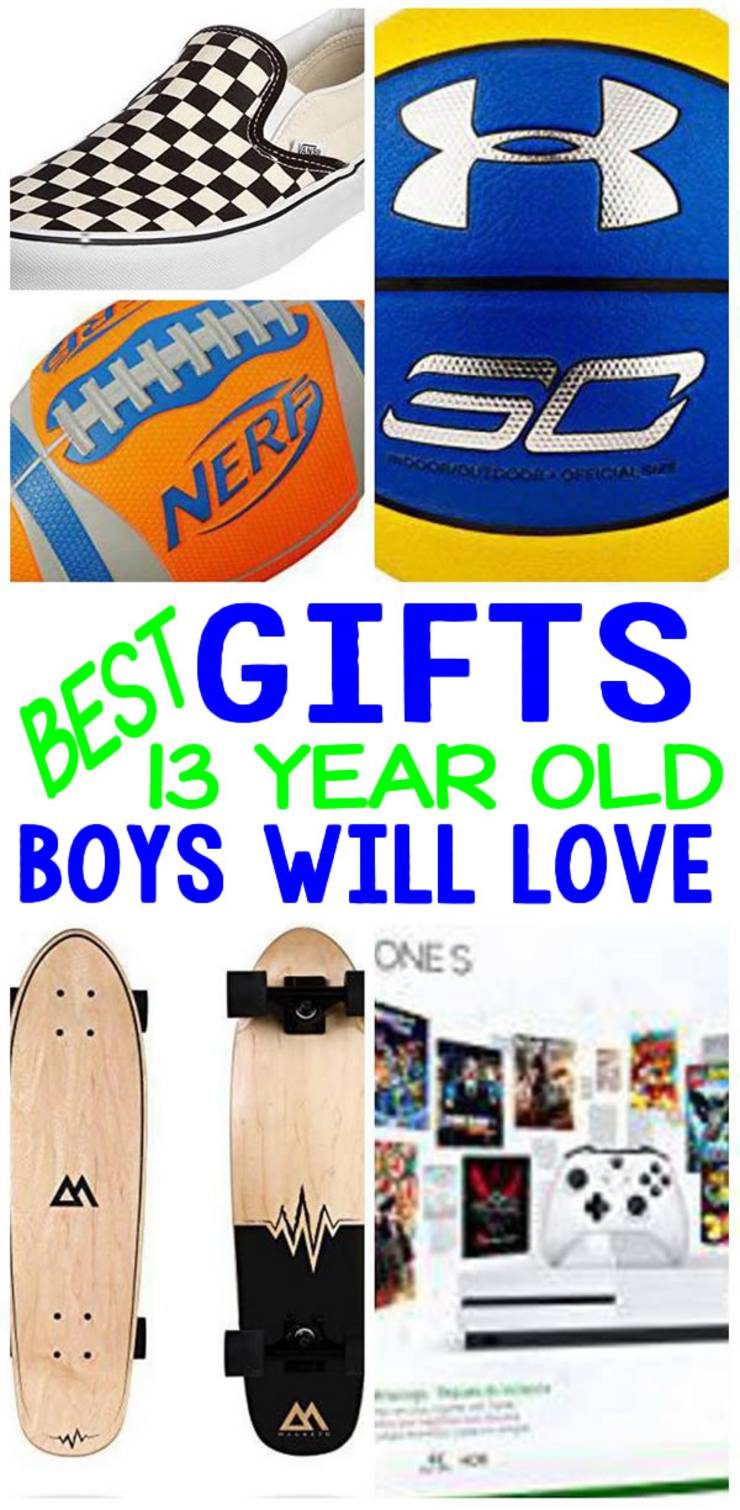 Gifts 13 Year Old Boys