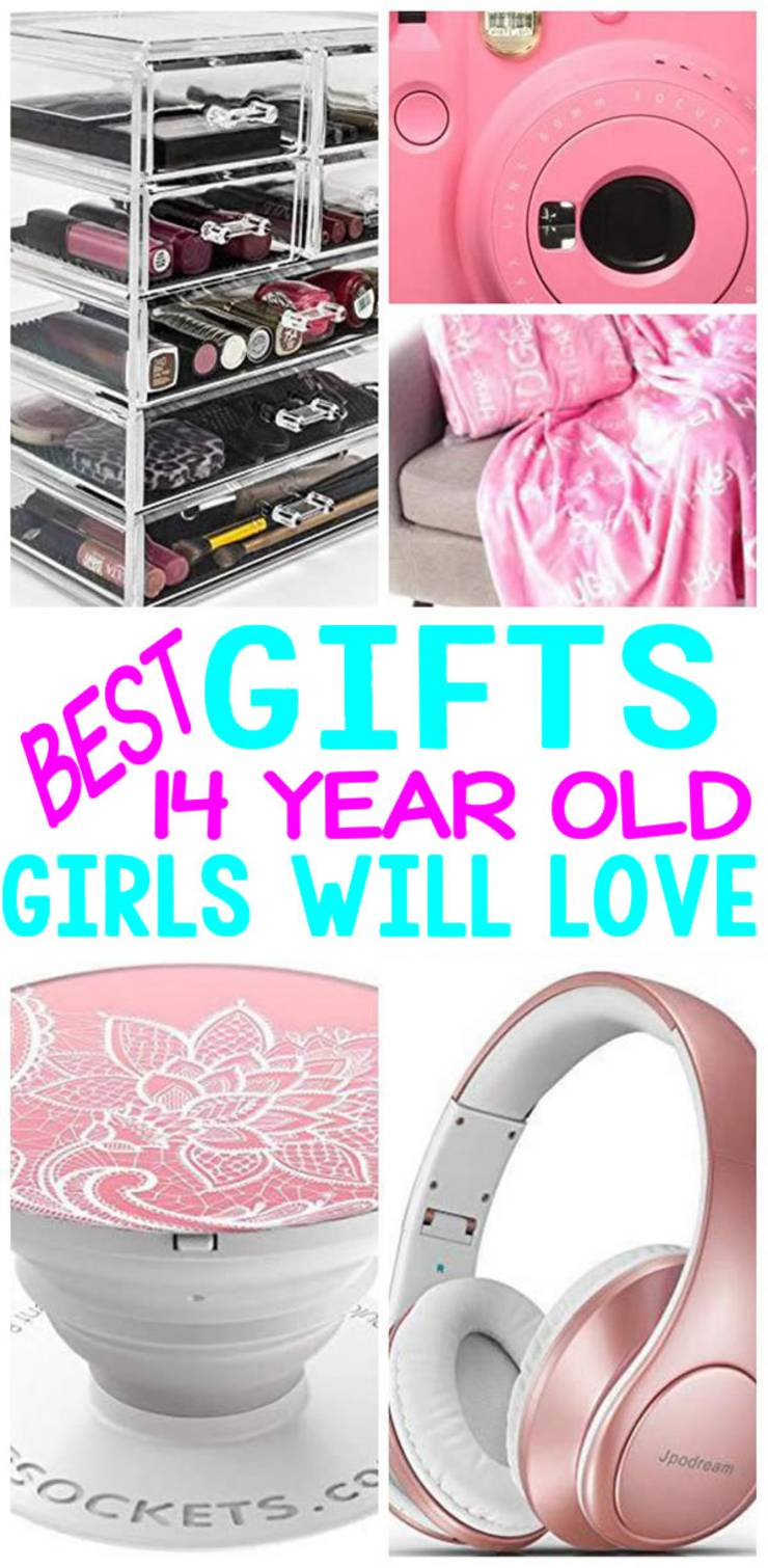 gifts 14 year old girls