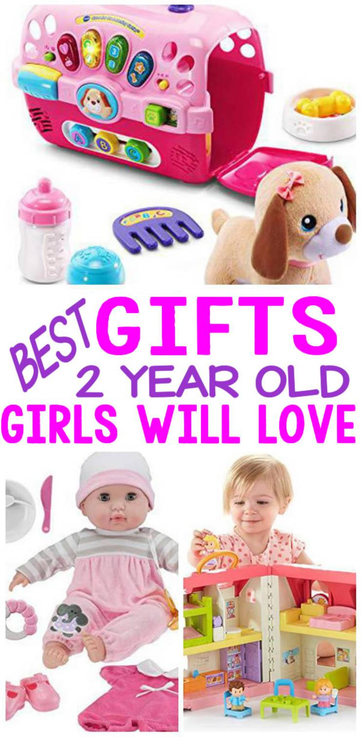 Gifts 2 Year Old Girls