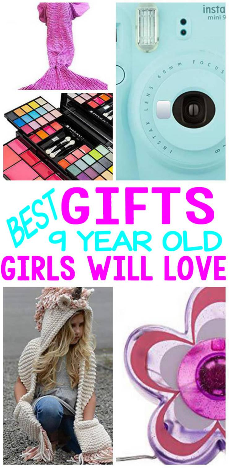 gifts 9 Year Old Girls