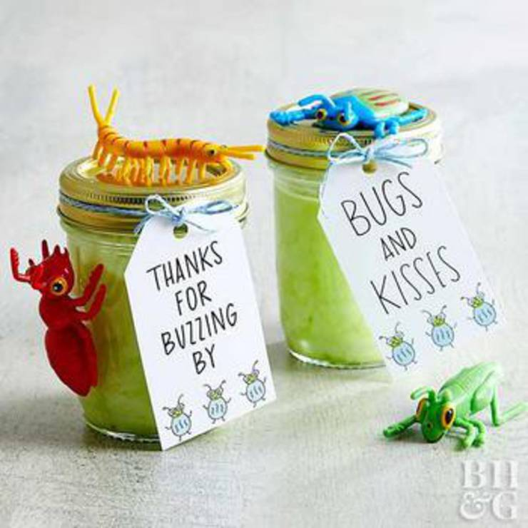 Green Slime Party Favor