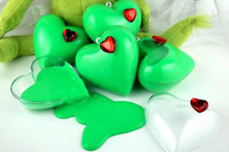 Grinch Slime - Christmas Slime! How To Make DIY Christmas Slime - Easy Homemade Recipes