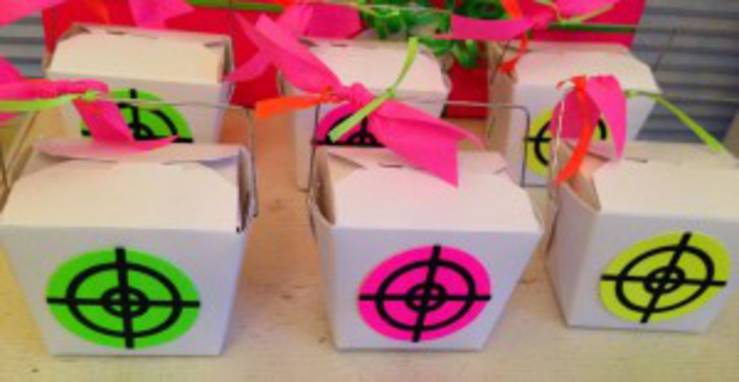 laser tag party favor boxes
