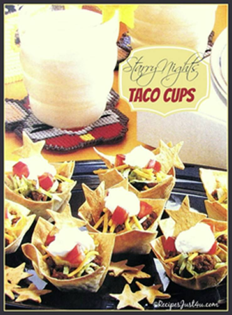 pizza_cups_sleepover party food