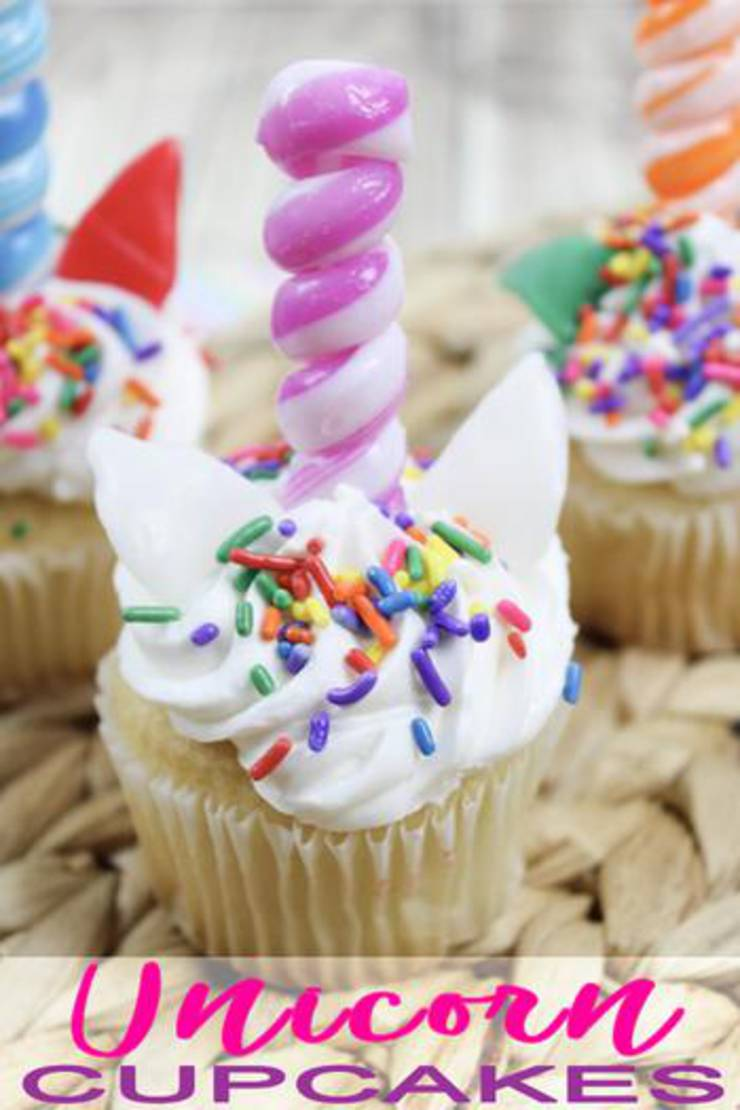 MAGICAL Unicorn Birthday Cakes EASY Cupcakes Kids Teens