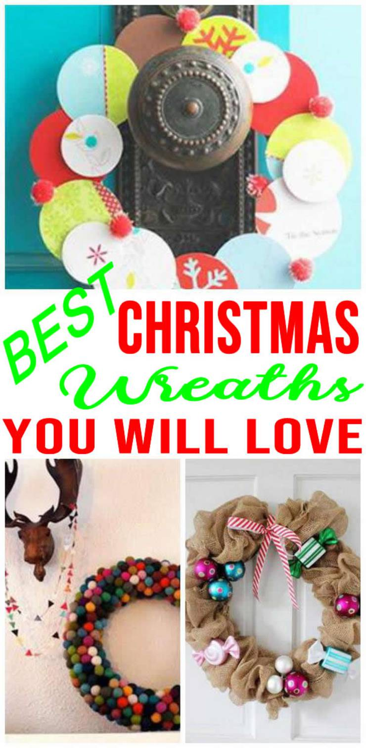 Christmas-Wreath Ideas