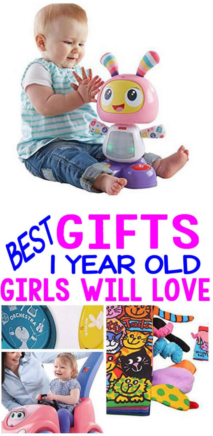 BEST Gifts 1 Year Old Girls Will Love | 1st Birthday Gifts - Christmas Gifts