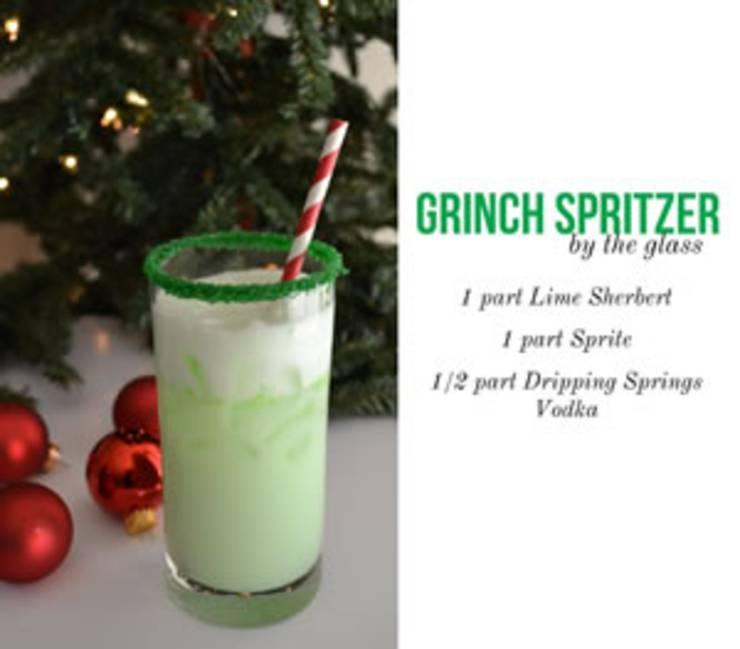 Grinch-Spritzer