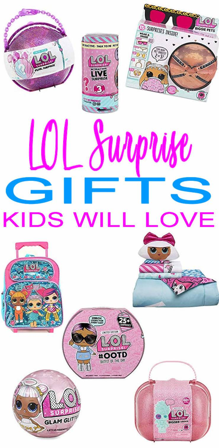 Lol Surprise Doll Gifts Best Lol Surprise Toys Kids Will Want
