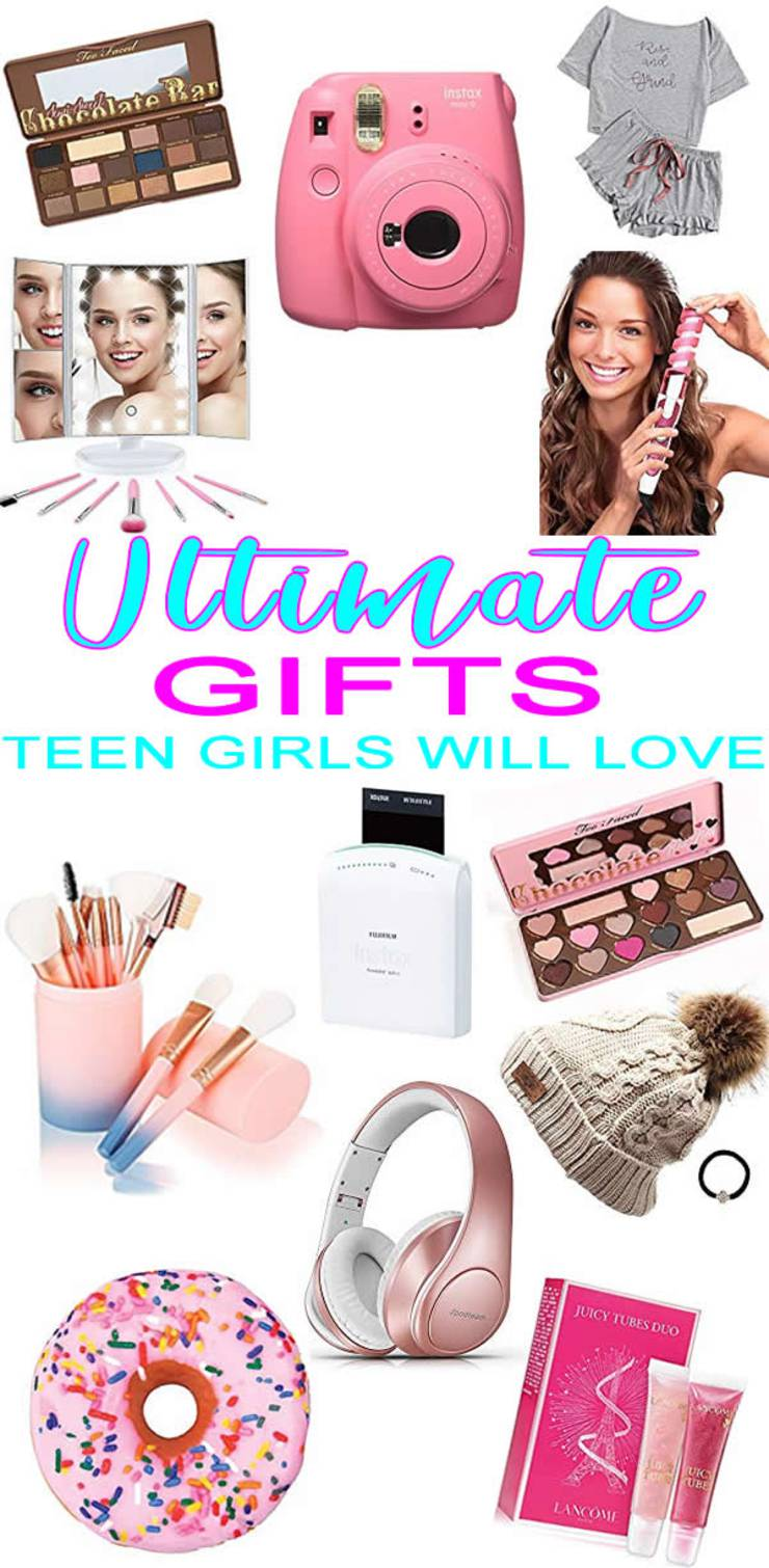 Top Gifts Teen Girls Will Love – Teenage – Tween Girls Presents