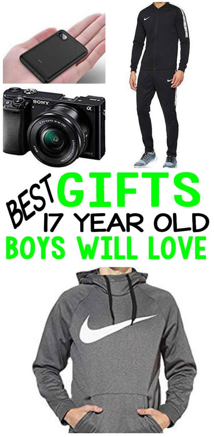Gifts 17 Year Old Boys Birthday