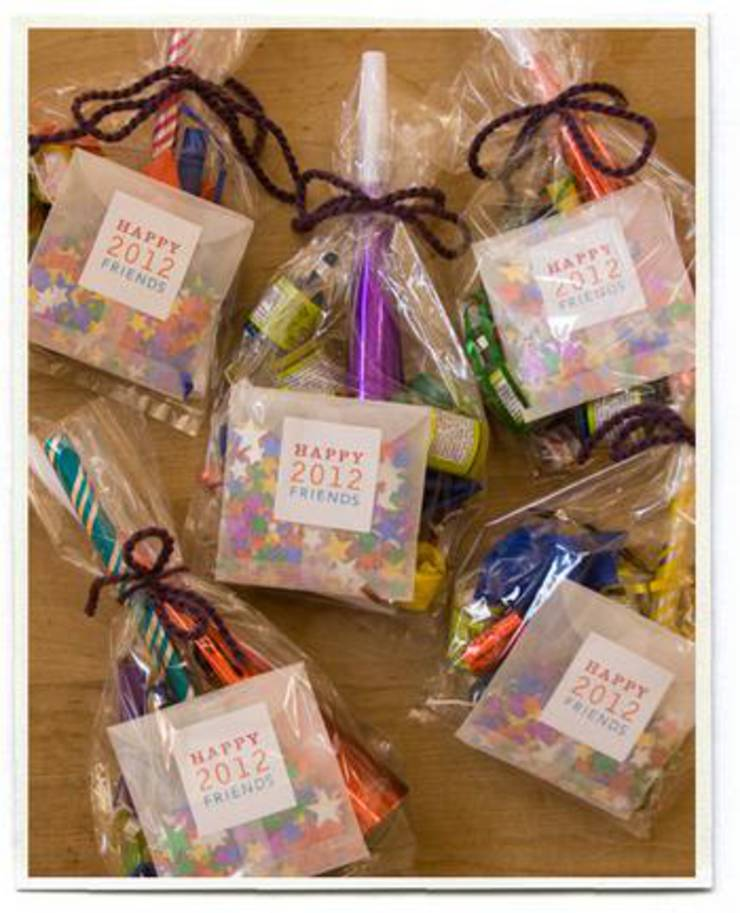 New Years Eve Party Favors For Kids