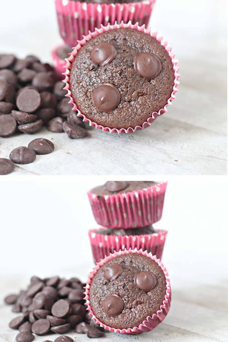 keto chocolate muffins_low carb muffin keto recipes_easy and simple - Simple keto muffins that make the BEST breakfast (grab and go) great for hetic mornings and kids will love them too. Yummy almond flour low carb chocolate muffins. Perfect for a ketogenic diet and keto lifestyle. Even though these are not vegan or diary free and do have egg - they are gluten free and truly tasty and healthy. Try these - low carb recipe, keto recipe, keto breakfast recipe, keto snacks, keto dessert #keto #ketorecipe