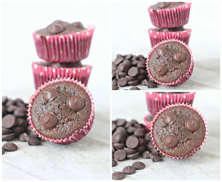 homemade keto chocolate muffins sugar free