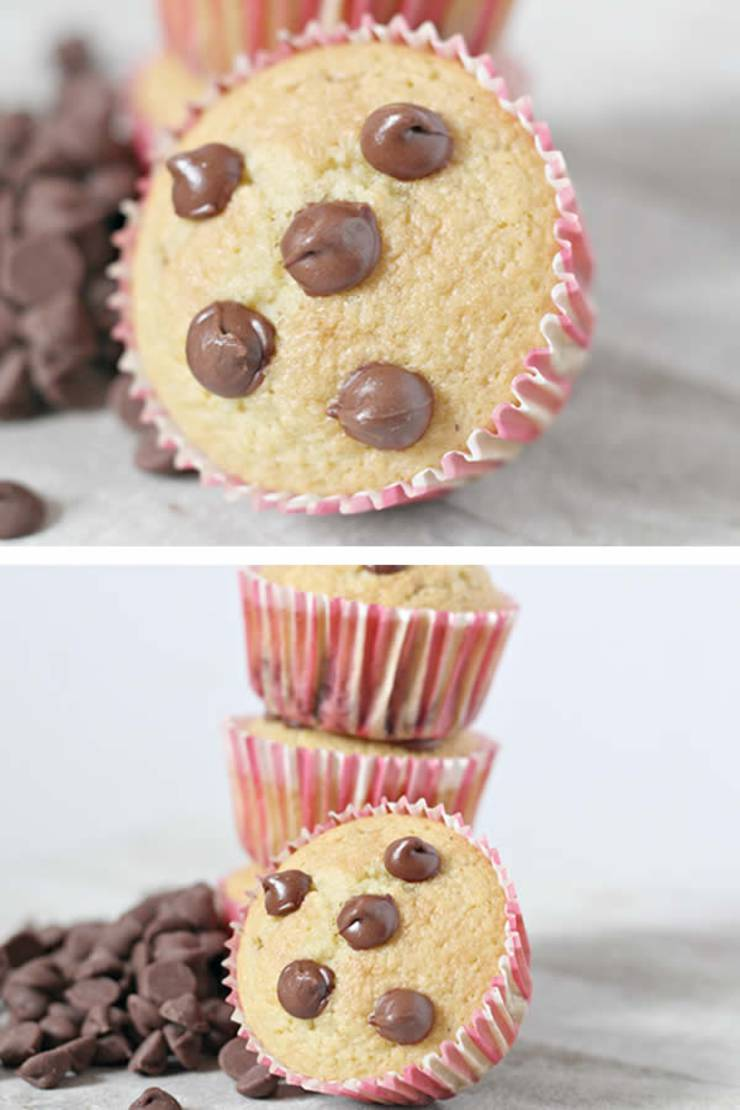 keto chocolate chip muffins_low carb muffin keto recipes_easy and simple - Simple keto muffins that make the BEST breakfast (grab and go) great for hetic mornings and kids will love them too. Yummy almond flour low carb chocolate chip muffins. Perfect for a ketogenic diet and keto lifestyle. Even though these are not vegan or diary free and do have egg - they are gluten free and truly tasty and healthy. Try these - low carb recipe, keto recipe, keto food, keto breakfast recipe, keto snacks, keto dessert, keto sweet treats, low carb recipes for weightloss! #keto #ketorecipe