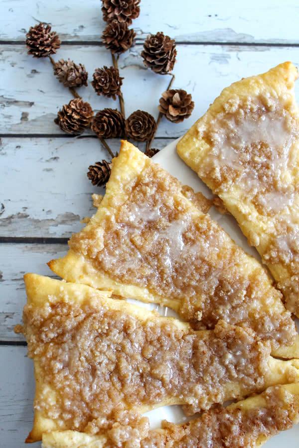 Weight Watchers Cinnamon Sugar Pizza - BEST WW Recipe - Breakfast - Treat - Snack with Smart Points