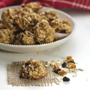 Skinny Oatmeal Cookie