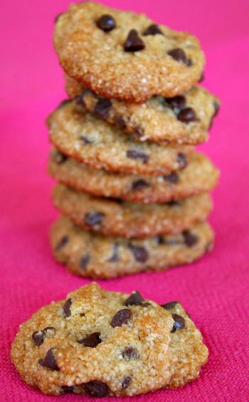 Weight Watchers Chocolate Chip Cookies