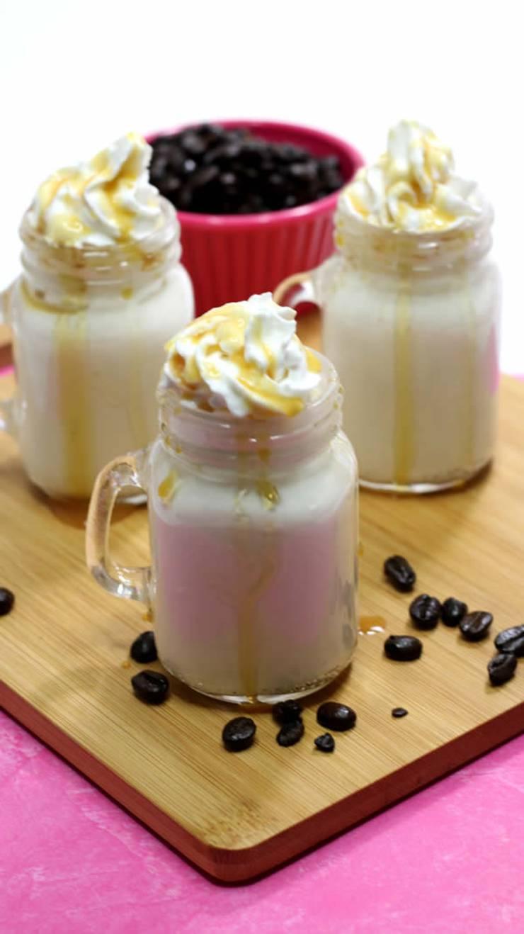 3 Ingredient Weight Watchers Dessert - The BEST Weight Watchers Recipe - Vanilla Latte Dessert {Easy - No Bake}