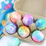 BEST Dyed Easter Eggs! How To Dye Easter Eggs – EASY DIY Easter Egg Decorating Ideas Kids Will Love