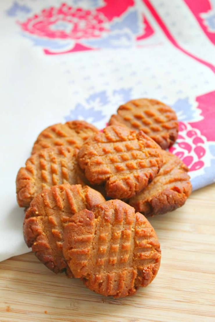 BEST Keto Cookies! Low Carb 3 Ingredient Peanut Butter Cookie Idea – Quick & Easy Ketogenic Diet Recipe – Completely Keto Friendly