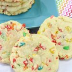 Cereal Cookies! EASY Fruity Pebbles Cookie Recipe - Simple Desserts - Breakfast - Kids Parties