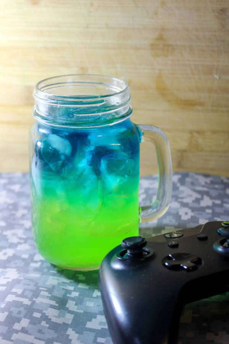 Fortnite Slurp Juice - How To Make Shield Potion Fortnite Juice - Easy & Quick Recipe - Fun Kids Juice - Party Idea - Fortnite DIY