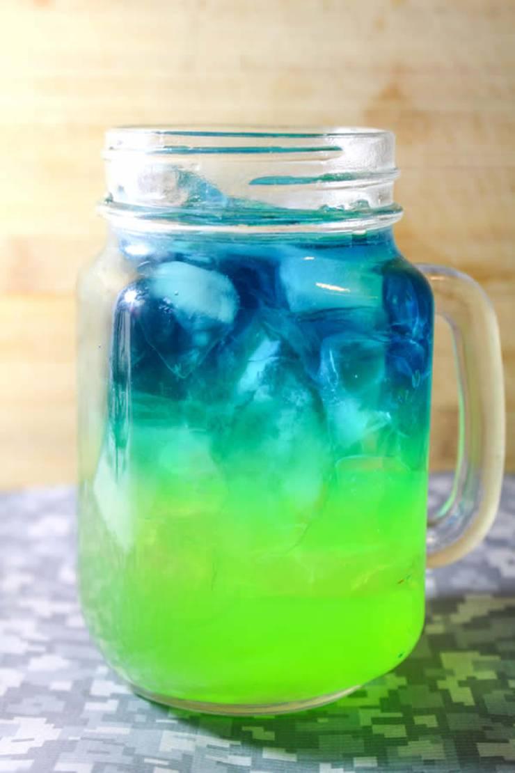 Fortnite Slurp Juice - How To Make Shield Potion Fortnite Juice - Easy & Quick Recipe - Fun Kids Juice - Party Idea - Fortnite DIY