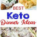 Keto Dinners- BEST Keto Dinner Recipes – Easy Low Carb Ketogenic Diet Ideas
