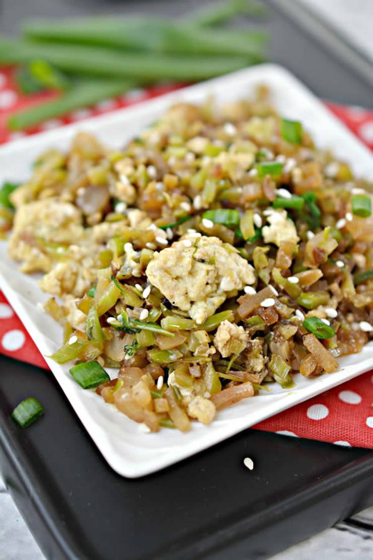 Keto Chinese Food - thelittlepine.com