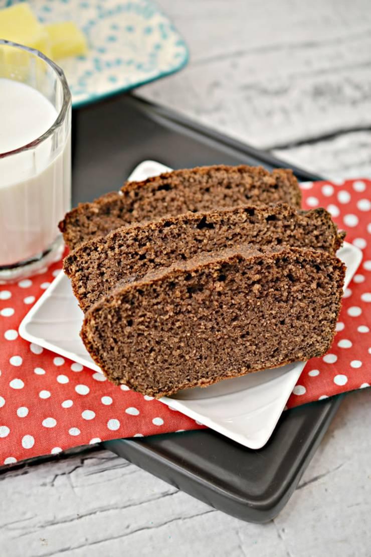 Keto Low Carb Cinnamon Bread