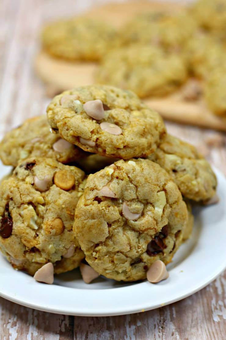 Ultimate Cookies! BEST Cookie Recipe - EASY From Scratch Baking Idea - Chocolate Chips - White Chocolate Chips - Maple Chips - Desserts - Sweet Treats