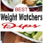 Weight Watchers Dips- BEST WW Dip Recipes – Easy Weight Watchers Diet Ideas
