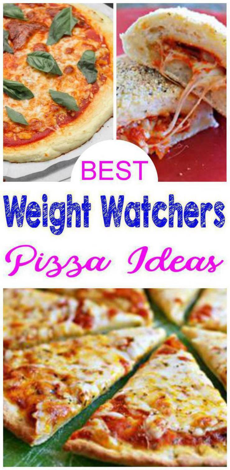 Weight Watchers Pizza - BEST WW Pizza Recipes – Easy Weight Watchers Diet Ideas