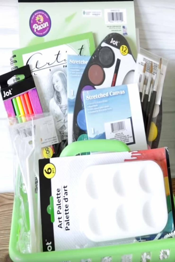 Best Dollar Store Easter Baskets Diy Gift Basket Ideas Learn How To Make Easter Baskets Everyone Will Love Dollar Store Hacks Easy Fun Boys Girls Kids