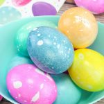 BEST Dyed Easter Eggs! How To Dye Easter Eggs With Oil & Water – EASY DIY Easter Egg Decorating Ideas Kids Will Love