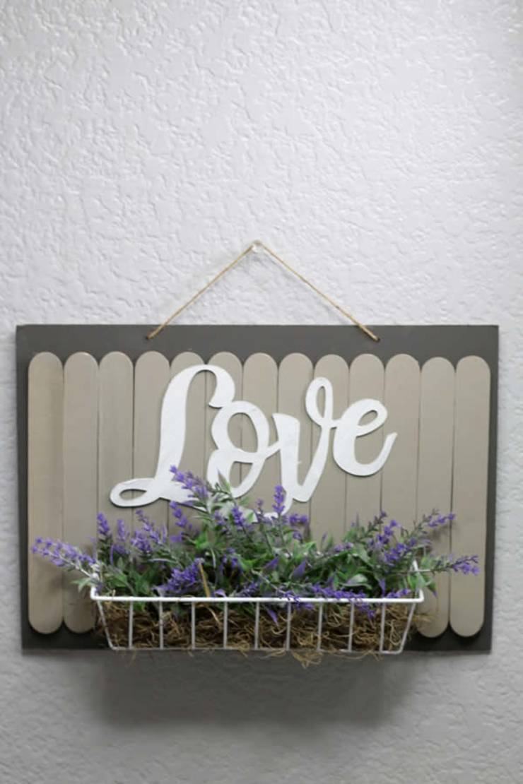 Dollar Store Decor Easy Diy Crafts Diy Projects Simple Decor