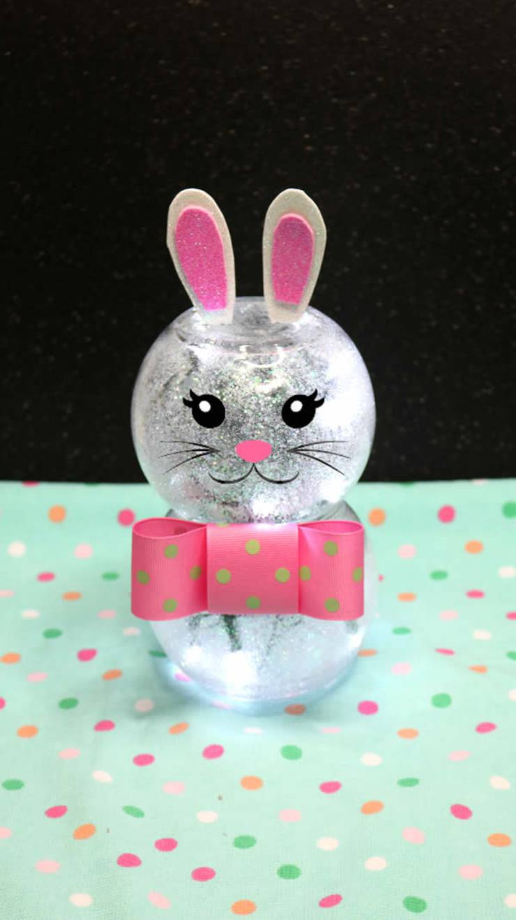 Dollar Store Easter Decor Easy Diy Crafts How To Make Light Up