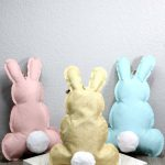 Dollar Store Spring Decor – Easy DIY Crafts – How To Make Easter Bunnies – Simple Decor Ideas For The Home – Dollar Tree Hacks