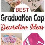 Graduation Cap Decoration! BEST DIY Graduation Cap Ideas & Designs