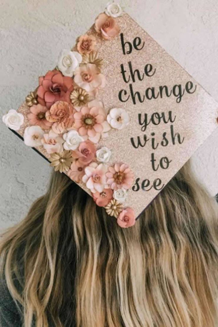 Graduation Cap Decoration Best Diy Graduation Cap Ideas Designs