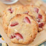 Weight Watchers Cookies - BEST WW Recipe - Strawberry Cookies - Treat - Dessert - Snack with Smart Points