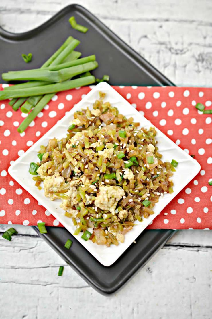 Weight Watchers Fried Rice - BEST WW Recipe - Chinese Food with Smart Points