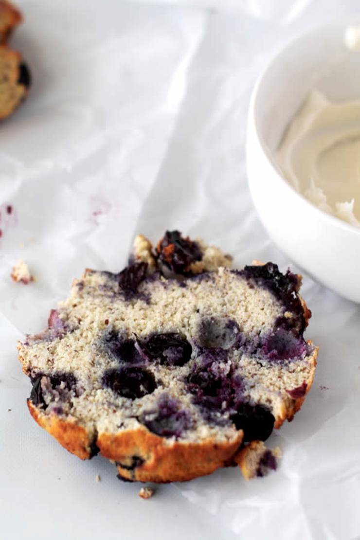 Keto Blueberry Scones! BEST Low Carb Blueberry Scone Idea – Quick & Easy Ketogenic Diet Recipe – Completely Keto Friendly